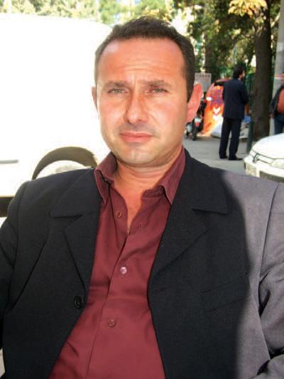 Γιάννης Ρεφειάδης,πρόεδρος Κυνηγετικού ΣΥλλόγου Κομοτηνής