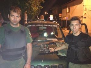 Νέα επιτυχία των θηροφυλάκων της ΣΤ' ΚΟΜΑΘ. Σύλληψη ενός παράνομου που κυνηγούσε νύκτα στο Εθνικό Πάρκο της Δαδιάς!
