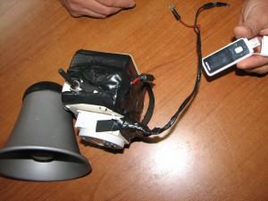 κατάσχεση ηχομιμητικής συσκευής νομός ροδόπης