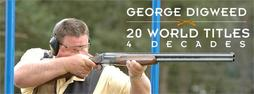 George Digweed - 20 Παγκόσμια Πρωταθλήματα