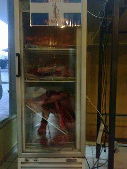Από γουρουνάδες Ανθότοπου- κρέας για ορφανοτροφείο Βόλου